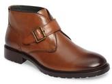 Johnston & Murphy Men's J&m 1850 Myles Monk Strap Boot