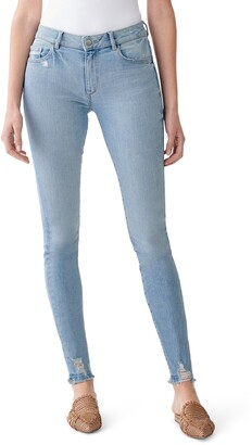 DL1961 Florence 30 Mid Rise Skinny Jeans
