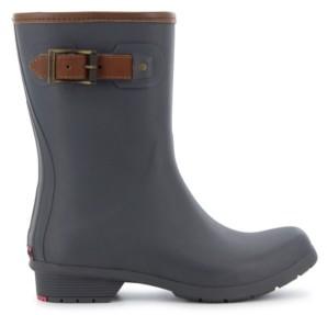 Chooka Women's City Solid Rain Boot Women's Shoes