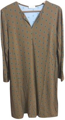 Siyu Camel Dress for Women