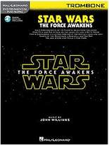 Star Wars The Force Awakens : Trombone, Includes Downloadable Audio (Paperback)