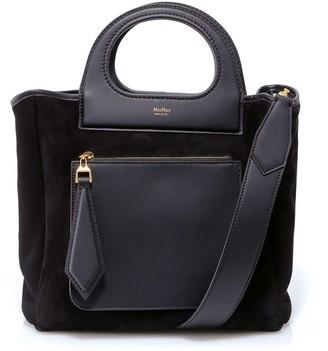 Max Mara Zipped Pocket Shoulder Bag