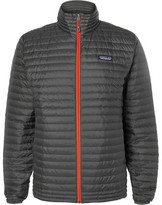 Patagonia Quilted Shell Down Jacket