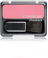 Cover Girl Cheekers Blendable Powder Blush, Classic Pink .12 oz (3 g)