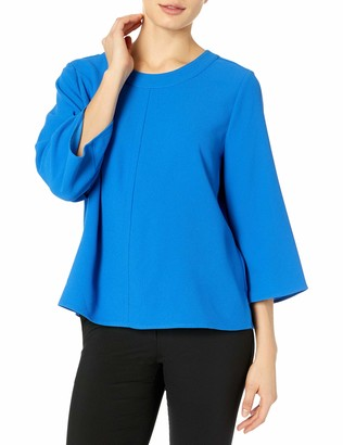 Vince Camuto Women's Crepe Shell Top