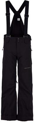 Obermeyer Enforcer Pants (Little Kids/Big Kids) (Black) Boy's Clothing