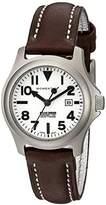 Momentum Women's 1M-SP01W2C Atlas Analog Display Japanese Quartz Brown Watch