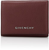 Givenchy Women's Pandora Trifold Wallet-BURGUNDY