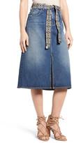 Current/Elliott The Slit Midi Skirt