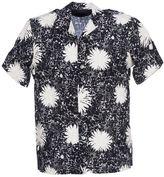 Junya Watanabe Comme Des Garçons Floral Print Shirt