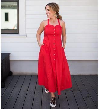 Rachel Hollis Ltd. Shirt Dress