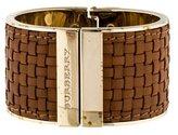 Burberry Woven Cuff Bracelet