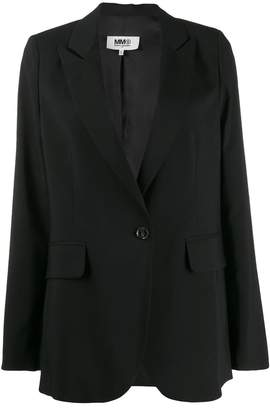 MM6 MAISON MARGIELA relaxed fit blazer