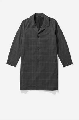 Saturdays NycSaturdays NYC Daikanyama Plaid Overcoat