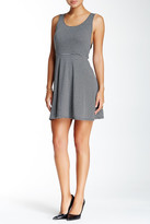 BCBGeneration Knit Fit & Flare Dress