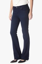 7 For All Mankind Tailorless Kimmie Bootcut In Slim Illusion Luxe Rich Blue (Short Inseam)