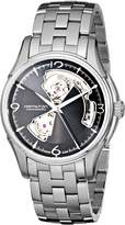 Hamilton Men's HML-H32565135 Jazzmaster Black Dial Watch