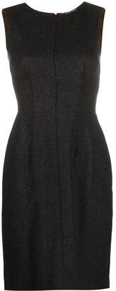 Dolce & Gabbana Pre Owned Thigh-Length Fitted Waist Dress