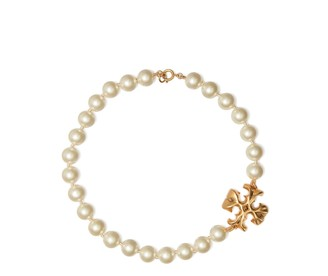 Tory Burch ROXANNE PEARL NECKLACE