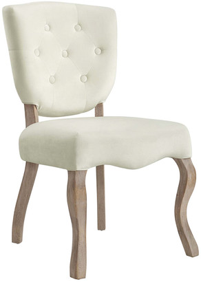 Modway Array Vintage French Dining Side Chair