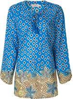 Tory Burch geometric print tunic