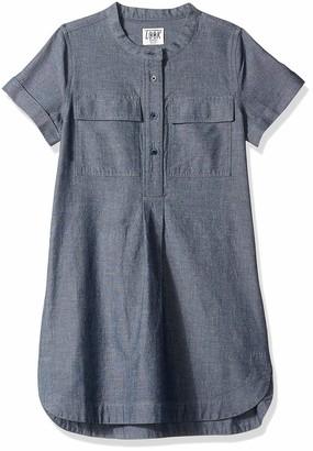 Look by crewcuts Amazon/J. Crew Brand Girls' Chambray Shirt Dress X-Small (4/5)