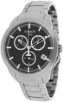 Tissot T0694174406100 Men's T-Sport Silver-Tone Titanium Grey Dial