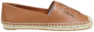 Tory Burch Espadrilles In Tan Leather