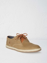 White Stuff Mens espadrille shoe