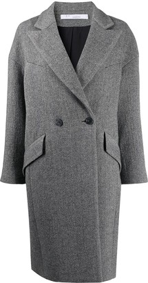 IRO Double Breasted Coat