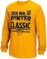 Reebok Men's Boston Bruins 2016 NHL Winter Classic View Tee