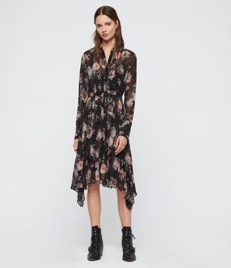 AllSaints Lizzy Eden Dress