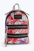 CONTEMPORARY Spotted Lily Printed Biker Backpack