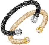 Swarovski Stellar Sparkle Multi Crystal Bracelet Set