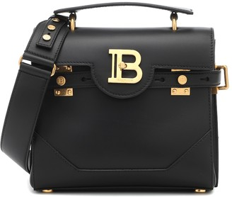 Balmain BBuzz 23 leather shoulder bag