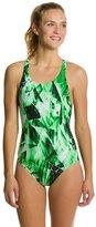 Nike Swim Kaleidotech Power Back Tank One Piece Swimsuit 8114692