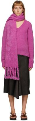 Vince Rika Studios Purple Sweater
