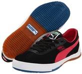 Puma TT Super CC Wn's (Black/Raspberry) - Footwear