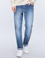 Wood Wood Wes Classic Blue Vintage Jeans