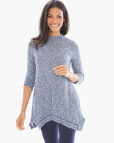 Chico's Carrington Ribbed Tunic