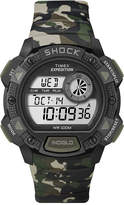 Timex Mens Shock-Resistant Sport Chronograph Watch
