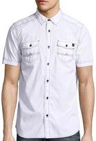 i jeans by Buffalo Mendel Short-Sleeve Woven Cotton Shirt