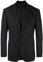 HUGO BOSS quilted inset blazer