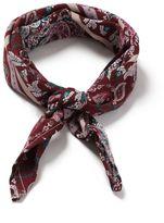 Topman Purple Paisley Neck Tie*
