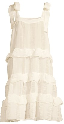 Paper London Emely Cover-Up Dress