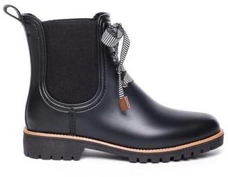 Bernardo Zina Rain Boot Black