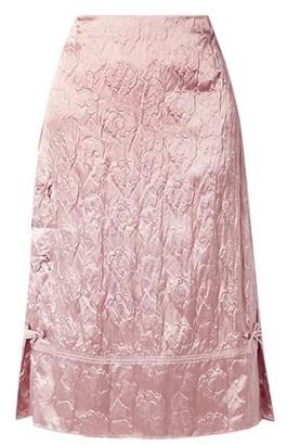 Acne Studios 3/4 length skirt
