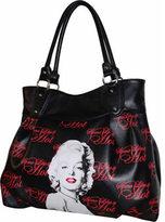 "Monroe Women's Marilyn Forever Beautiful ""Some Like It Hot"" Handbag"