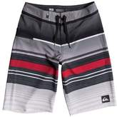 Quiksilver Boy's Everyday Stripe Vee Board Shorts