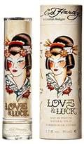 Christian Audigier Ed Hardy Love & Luck by for Women, Eau De Parfum Spray, 1.7-Ounce by Ed Hardy